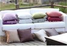 popular fashion 100% Silk Pillow sofa cushion range of luxurious colours