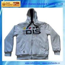 PROMOTION! Men's CVC Fleece Jacket ME26794