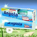 150 G el nuevo Angola para blanquear pasta de dientes ( sin cepillo de dientes )