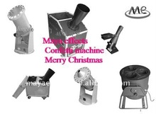 MYC confetti wedding machine for Christmas