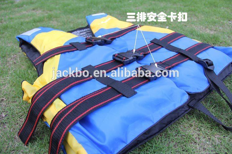 New design esportes adultos vida jacket / alta flutuabilidade colete salva-vidas / solas colete salva-vidas