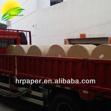 5000m jumbo roll ,100gsm Sublimation Transfer Paper jumbo roll for textile supply by manufacturer
