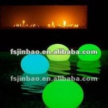 Oval illuminated LED swimming pool light