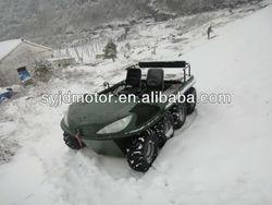 8x8 amphibious off road vehicle