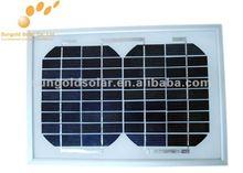 5w poly panels solar kit for street light use