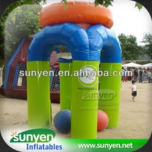 Inflatable Port Game For Sale Inflatable Basketball Shoot