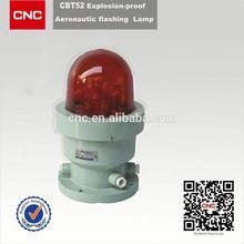 CBZD flash/steady explosion proof aviation obstruction lighting