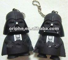 Star Wars and Darth Vader usb flash drive usb flash memory usb stick pen drive thumbdrive gift