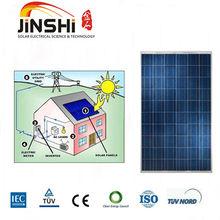 First Class 240w Solar panel for 1MW Solar Plant