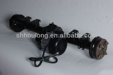 TM-16 CE approved 48V 800w Electric tricycle Combo rear axle differential motor