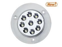 Clear Cased LED Hitch Light trailer led light 12v