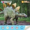 de caucho de silicio stegosaurus dinosaurio robótico
