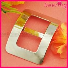 Wholesale gunmetal bag metal buckle for garment accessories