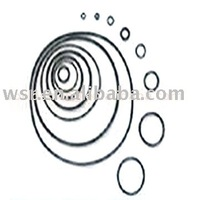 custom molded silicone rubber o ring