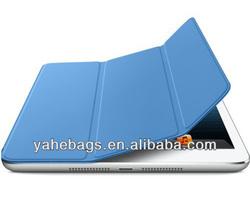 for mini iPad case / slim smart cover case for mini iPad