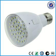 High Brightness 4W E27/E26 led emergency bulb light With CE RoHS