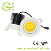 3 years guarantee CE ROHS 10w cob led downlight