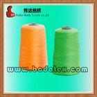 100% spun polyester super high tenacity yarn for sewing thread