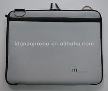 Neoprene Laptop Sleeve Case With Shoulder Strap