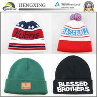 Colorful Hip Hop Beanies Knitted Beanie /Custom Beanie Hats/winter knitted hat beanie