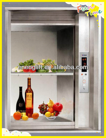 dumbwaiter elevator with various functions