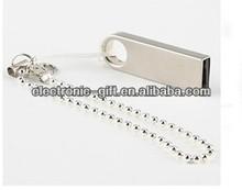 slim swivel 1/2/4/8/16GB USB flash drive/usb flash disk/usb memory stick popular metal pendrive china manufacturer
