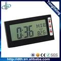 2014 sıcak satış araba termometre saat, araba dijital termometre, kablosuz araç termometre