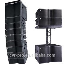 Professional audio speaker+line array sound system+musical instrument