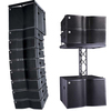 Professional audio speaker+line array sound system+musical instrument