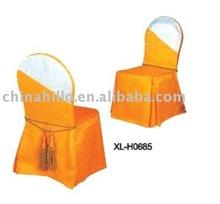 satin chair cover XL-H0685