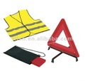 triângulo de advertência