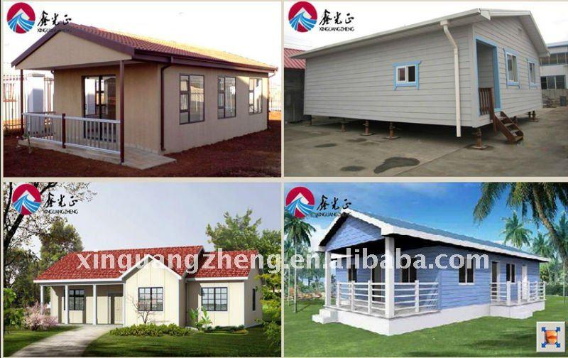 cheap prefab houses easy assemble