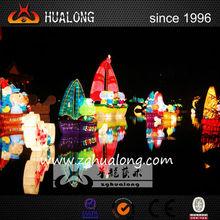 Celebration Activities shining street decoration