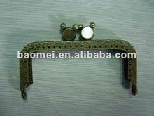 metal frame wallet