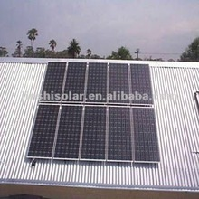 high efficiency solar cell panel module 180w