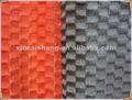 Asiento de coche y sofá flocado tela / tela de tapicería