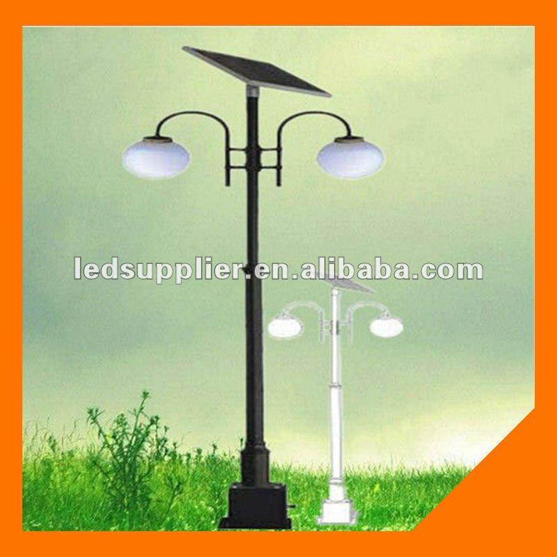 2*10W Solar Decorative Lights For Garden IP65 For Outside Lighting Garden Light Fixture
