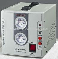 Auto Voltage Stabilizer,110V 220V AC Voltage Regulator, 80% Power, Automatic Voltage Regulator Low Price (AVR-1500)