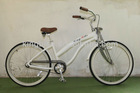 2014 new beach cruiser bicycle with suspension fork/aluminum beach cruiser bicycle for man and woman KB-BC-Z09