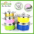 Home cozinha venda quente cor utensíliosdecozinha/cozinha conjunto/pote de cozinha