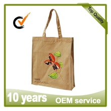 TDC Exhibitor,D&B checked and BV verified customized reusable canvas Tote Bag
