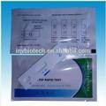 El embarazo de la tarjeta, kit de prueba rápida