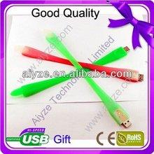 OEM Customize wrist band usb flash drive 1gb 2gb 4gb 8gb 16gb (aiyze factory Welcome to order)