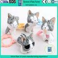 Plástico em forma de gato animal figura/bonito 3d animaisdeplástico figura/pvc figuras de animais de brinquedo modelo