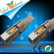 5630smd car led bulbs,T10 led canbus auto bulb,error free T10 auto led bulb