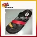 nuevo diseño de goma sandalias de los hombres