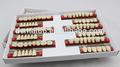 Oem chinês experientes fornecedor dental serviço! Conjunto completo de acrílico dental prótese dentes para venda