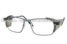 metal frame safety glasses ansi z87 safety working glasses