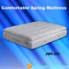 double pocket coils soft pillow top mattress