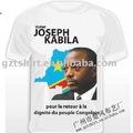 camisetas de promoción de campaña (camisetas de elecciones)